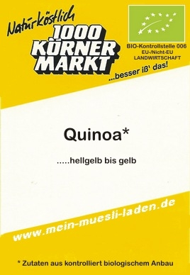 Quinoa aus Germany   250 g