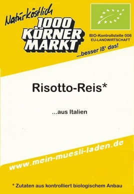 Risotto-Reis 1.000g